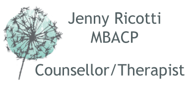 Jenny Ricotti MBACP Counsellor/Therapist