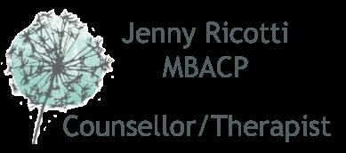 Jenny Ricotti MBACP Counsellor/Therapist
